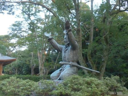 出雲大社 ムスビの御神像 2