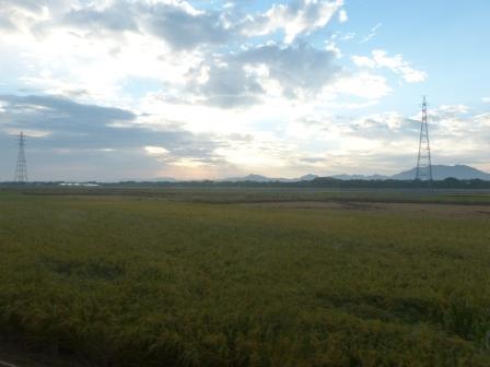 一畑電鉄 車窓風景 4
