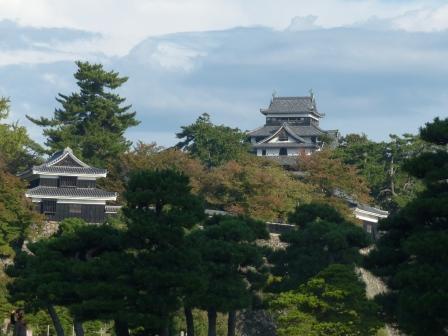 松江城 1