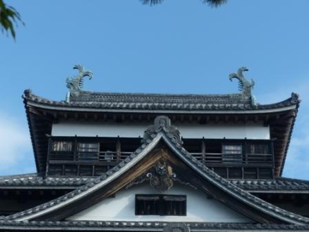 松江城 天守閣 3