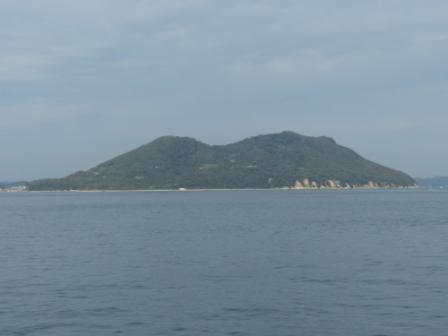 フェリー船上からの風景 2