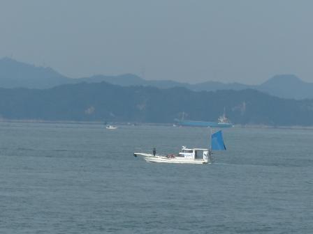 フェリー船上からの風景 3