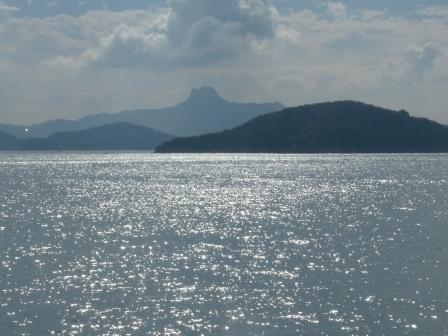 フェリー船上からの風景 4