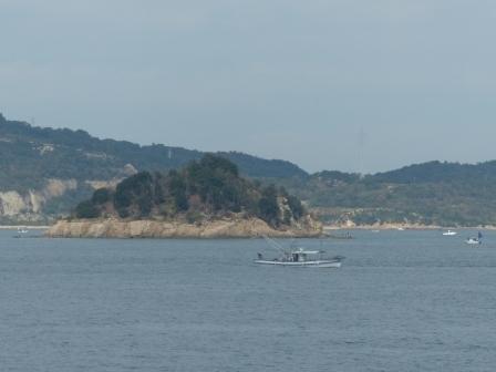 フェリー船上からの風景 5