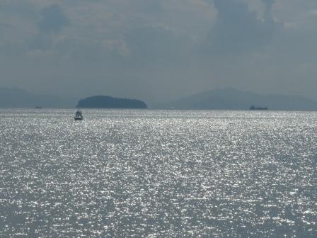 フェリー船上からの風景 7