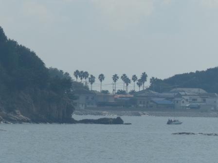 フェリー船上からの風景 8