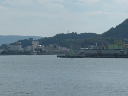 フェリー船上からの風景 10