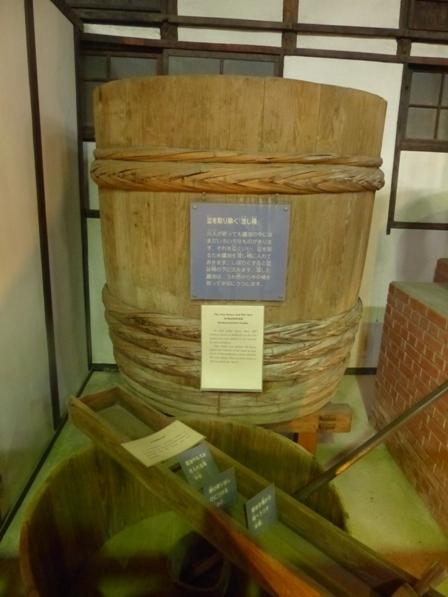 マルキン醤油記念館 7