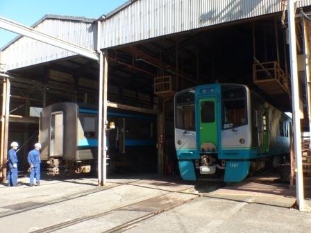 JR四国多度津工場 1