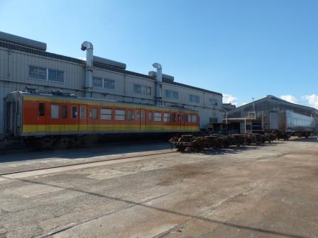 JR四国多度津工場 5