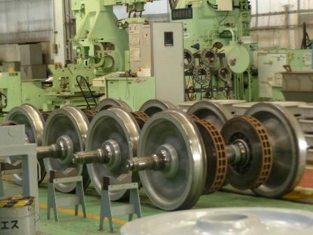 JR四国多度津工場 14