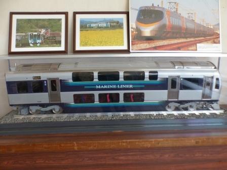 JR四国多度津工場 4 鉄道模型