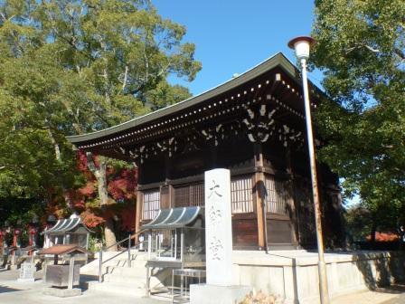 屋島寺 4 大師堂