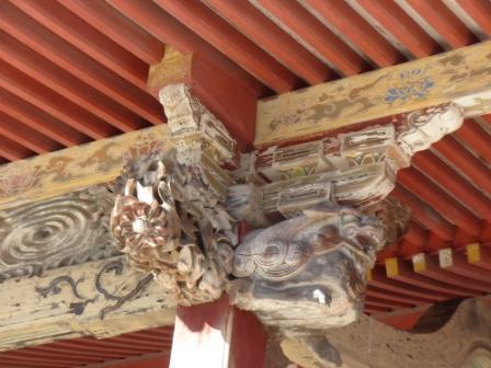 屋島寺 6 本堂