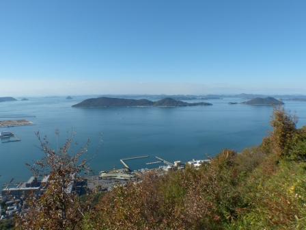 屋島からの風景 1