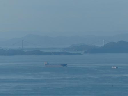 屋島からの風景 5 瀬戸大橋