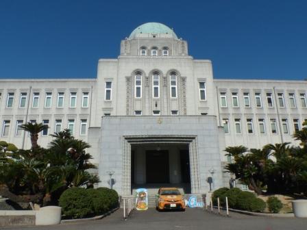 愛媛県庁 本館 1