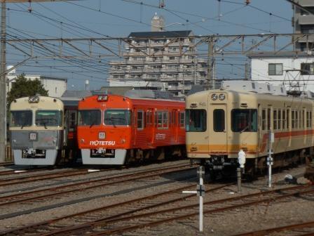伊予鉄道・郊外電車 1 古町駅