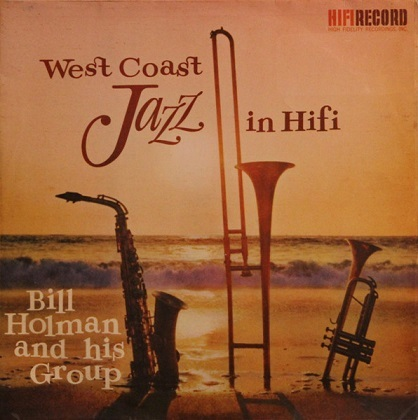 Richie Kamuca West Coast Jazz In Hifi HiFi SR-609