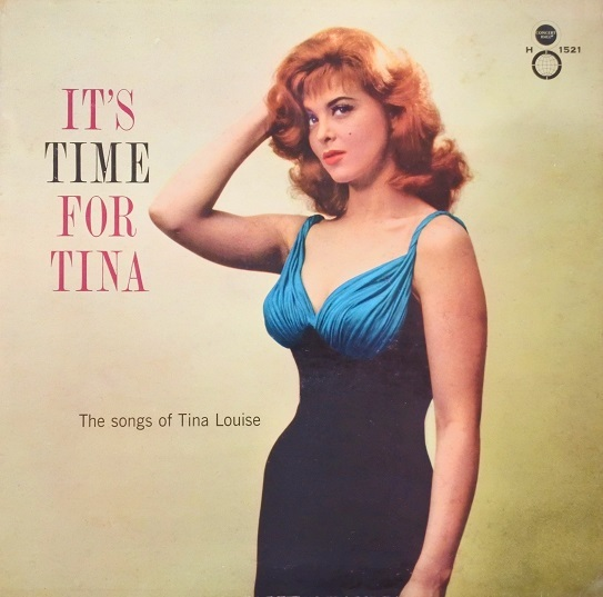 Tina Louise Its Time For Tina Concert Hall H 1521