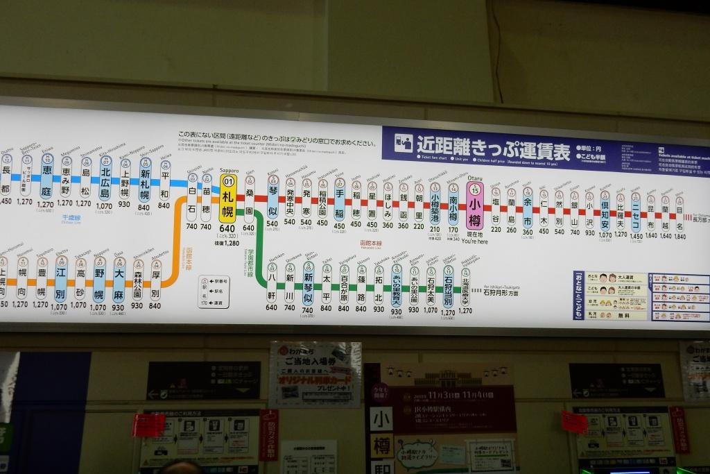 札幌小樽 511