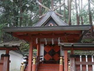吉田神社摂社若宮社