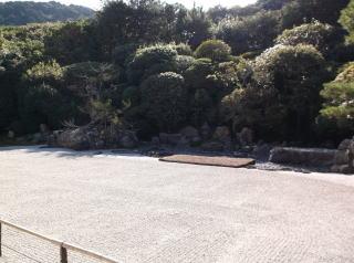 金地院庭園