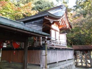 吉田神社末社稲荷社