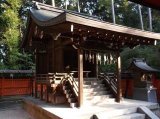 吉田神社末社菓祖神社