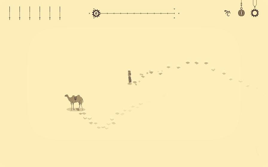 sandstorm スクショ 動物を探す