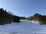 スキー場開き神事