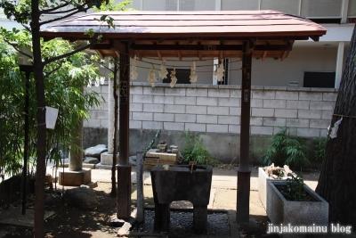 中村御嶽神社(練馬区中村)4