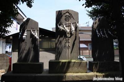 中村御嶽神社(練馬区中村)6