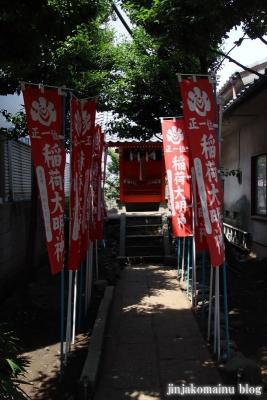 中村御嶽神社(練馬区中村)9