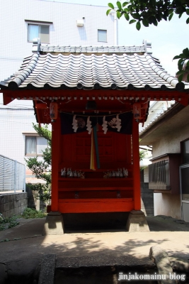 中村御嶽神社(練馬区中村)10