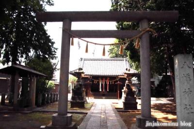 中村八幡神社(練馬区中村南)3