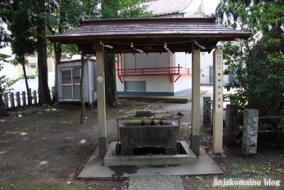 中村八幡神社(練馬区中村南)5