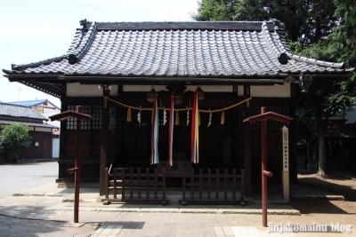 中村八幡神社(練馬区中村南)7
