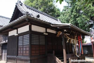 中村八幡神社(練馬区中村南)8