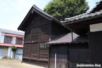 中村八幡神社(練馬区中村南)9