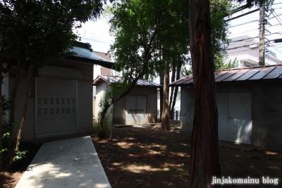 中村八幡神社(練馬区中村南)10
