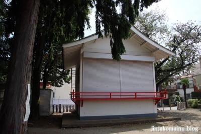 中村八幡神社(練馬区中村南)47