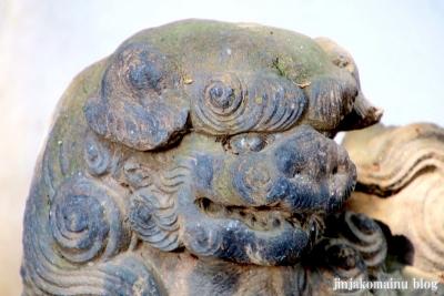 中村八幡神社(練馬区中村南)22