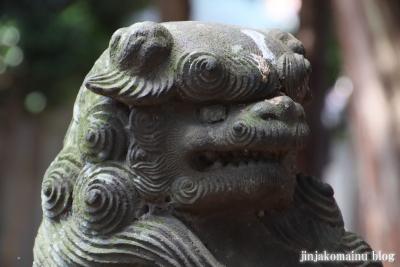 中村八幡神社(練馬区中村南)44