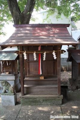 中村八幡神社(練馬区中村南)12