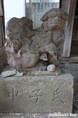 中村八幡神社(練馬区中村南)18