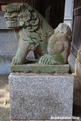 中村八幡神社(練馬区中村南)24