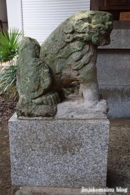 中村八幡神社(練馬区中村南)28