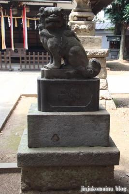 中村八幡神社(練馬区中村南)36