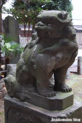 中村八幡神社(練馬区中村南)41